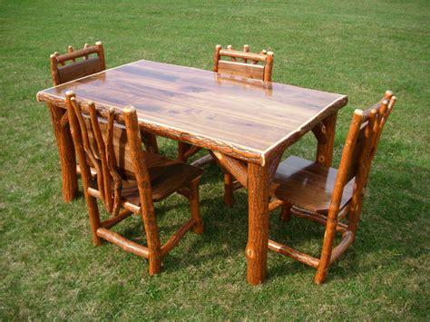 build  rustic kitchen table ebay