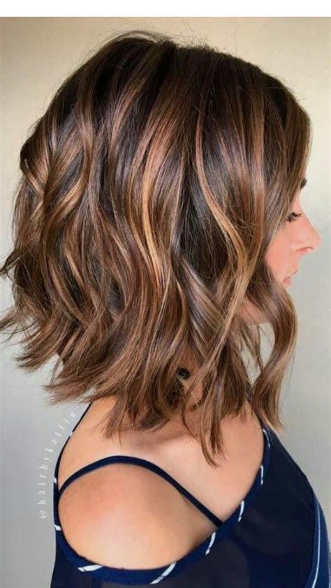 Medium Hairstyles With Highlights by Highlights Hair Curly Hair Curly Hair Styles Et