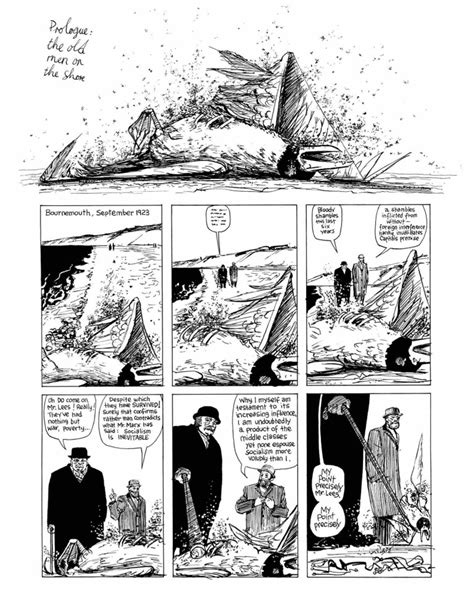 From Hell by Alan Moore & Eddie Campbell - Digital Comics