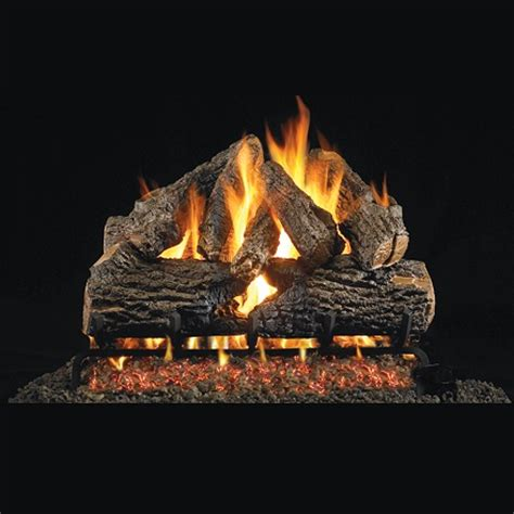 buy   oak charred series gas log san