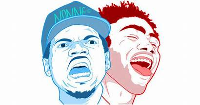 Gambino Childish Chance Rapper Joint Djbooth Rappers