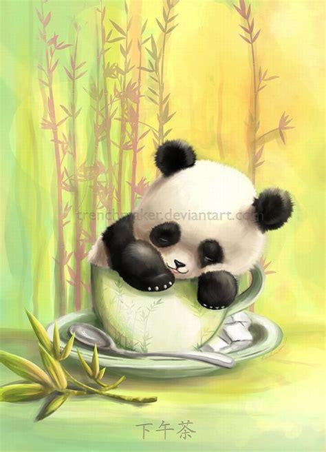 great drawings  pandas  pics izismilecom