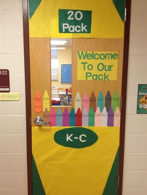 Kindergarten Door Decorating Ideas by Kindergarten Classroom Door Things