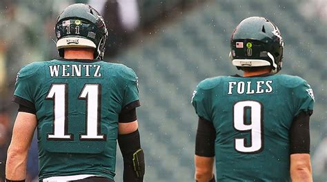 carson wentz injury   blessing  disguise