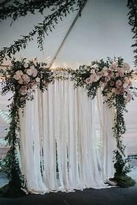 Wedding backdrops do it yourself wedding estates for Backdrop decoration for wedding