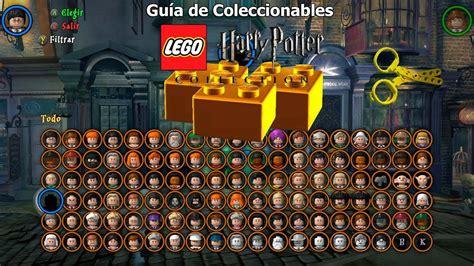 From the common room to diagon alley: LEGO: Harry Potter 1-4 años - juegosenigma.com