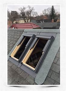Velux Fenster Einbau : velux dachfenster einbau marco schoob ~ Orissabook.com Haus und Dekorationen