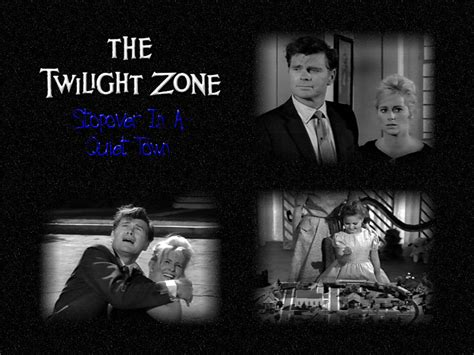 Twilight Zone Images The Twilight Zone Images Stopover In A Town Hd