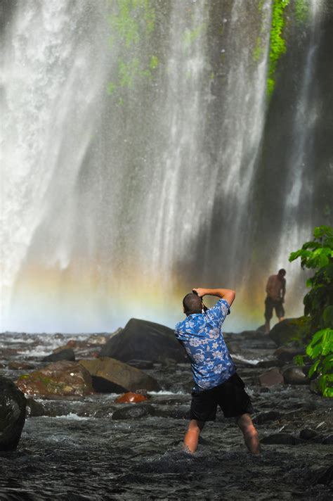 Sindang Gila Waterfall And Tiu Kelep Waterfalls Hiking