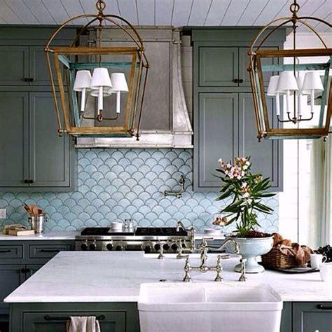 25 best ideas about light blue kitchens on 592 5447bfee5d353d6d592e3d3120344374 mermaid tile kitchen trends