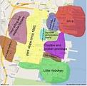 Downtown Jersey City map : jerseycity