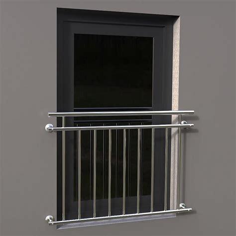 fenster geländer edelstahl 90x100cm balkongel 228 nder fenster gel 228 nder edelstahl franz 246 sischer balkon gitter ebay