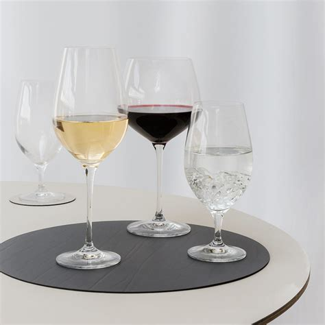 Great wine glasscologirlthis wine glass has a great hand feel and is wonderful for red wine!5. Buy A by Amara Harmony Red Wine Glass - Set of 4 | Amara