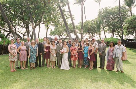 Tropical & Romantic Destination Wedding In Hawaii