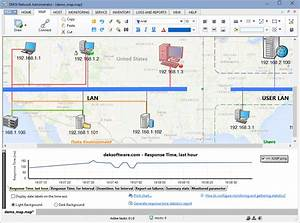 Network Mapping Software  Monitor  Map  Diagram Your Network