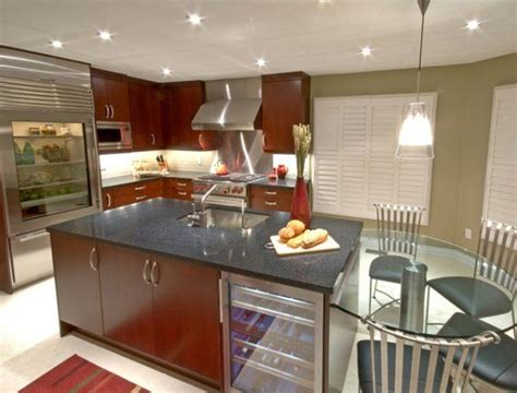 Kitchen Cabinet Ls by Kitchen Cabinet Refacing Ideas Two Tone Color Kitchen