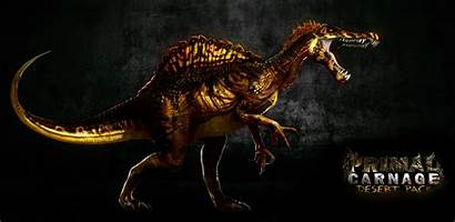 Spinosaurus Primal Carnage Google Jurassic Park Rex