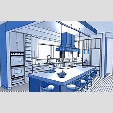 Cad Software For Kitchen And Bathroom  Designe Pro