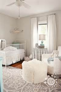 grey and white neutral nursery project nursery