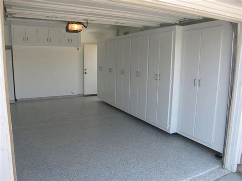 custom garage cabinets garage cabinets and epoxy floor coatings california
