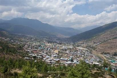 Bhutan Thimphu Druk Town Destination Yul Canada
