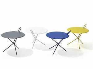 table basse jardin metal pliante ezooqcom With table jardin metal ronde pliante 12 table basse appoint pliante ezooq