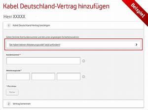 Vodafone Kabel Online Rechnung : hilfe registrieren einloggen meinvodafone ~ Haus.voiturepedia.club Haus und Dekorationen