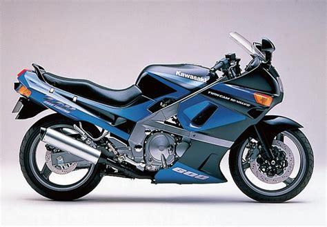 Kawasaki Zzr by 1990 Kawasaki Zzr600 Moto Zombdrive