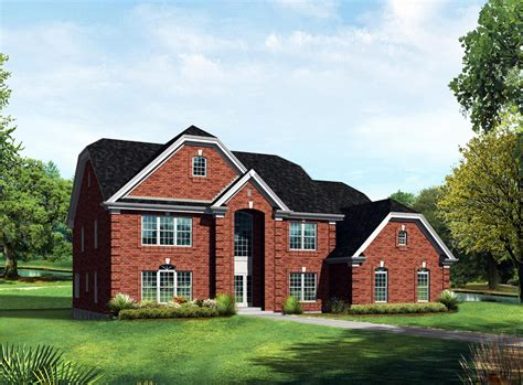 farmhouse house plan    bedrm  sq ft home theplancollection