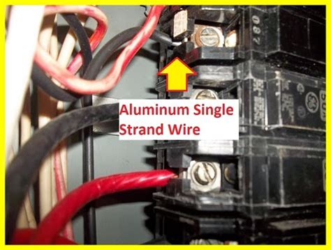 Manatee Home Inspection Services Blog Aluminum Wiring