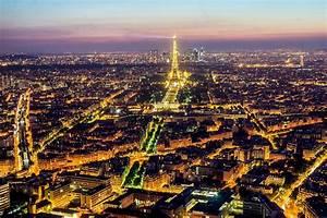 Schöne Städte In Frankreich : foto paris eiffelturm frankreich von oben st dte ~ Buech-reservation.com Haus und Dekorationen