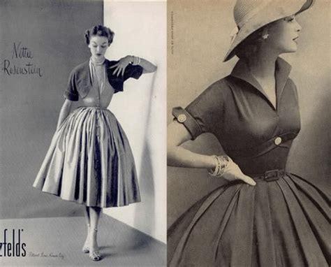 Mode in den 50er jahren