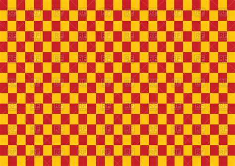 Checkered Background Checkered Yellow And Background Royalty Free Vector