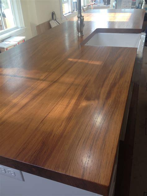 kitchen island countertop custom teak wood countertops wood countertop
