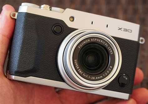 Fujifilm X30 Full Review