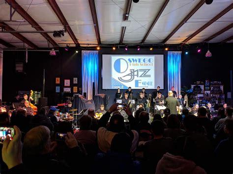 oswego high school band program news