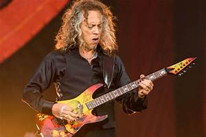 "Kirk Hammett: ""The 300 Riffs I Lost on My Cellphone ..."