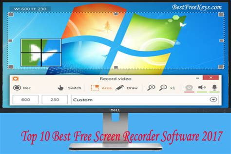 10 best free screen recorder 2019 to capture screen fast