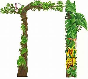 Jungle Clipart - Clipartion.com