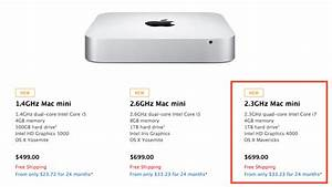 quad core 2012 mac mini mysteriously reappears on apple39s With mac mini to be made in usa