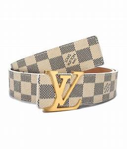 Lv Louis Vuitton Belt ( Us Imported ): Buy Online at Low ...