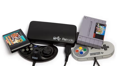 Emulation Console by Retrode Console Brings Legitimacy To Emulation Destructoid