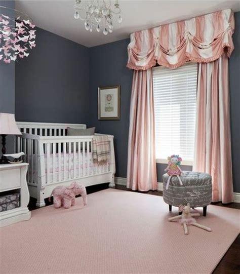 grau rosa zimmer 1001 ideen f 252 r babyzimmer m 228 dchen