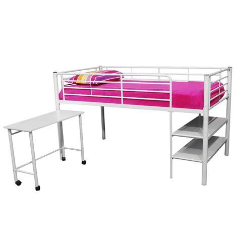 full size charleston storage loft bed with desk charleston storage loft bed with desk and storage white