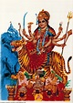 Hindu Goddess Parvati