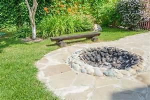 Feuerstelle Garten Erlaubt : feuerstelle anlegen diese 20 ideen sorgen f r lagerfeuerromantik ~ Markanthonyermac.com Haus und Dekorationen