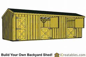 2 stall horse barn and tack room plans With 2 stall horse barn with tack room