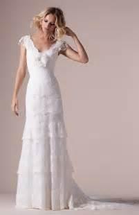 robe boheme mariage robes de mariée dentelle 7 modèles qui vous feront craquer melle cereza bijoux
