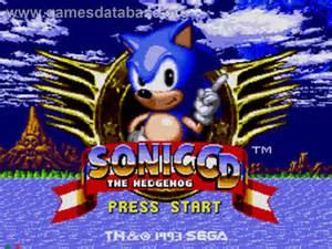 Sonic CD Game