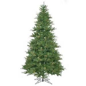 9 foot slim mixed country pine christmas tree unlit a801680 vickerman
